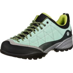 Scarpa Zen Pro Shoes Women water/green
